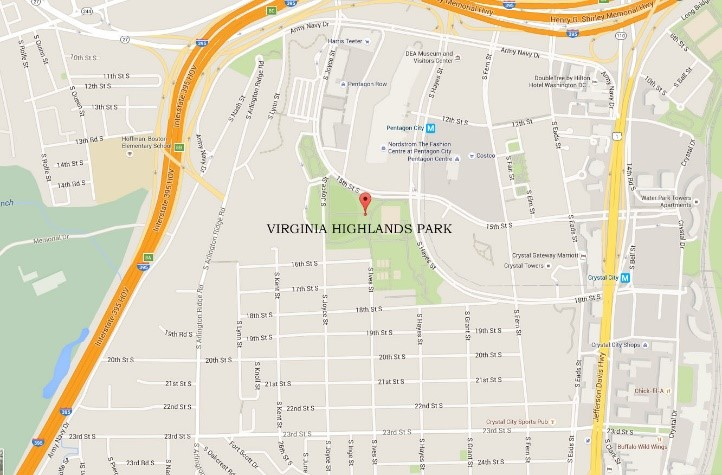 VHP map location